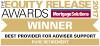 Equity Release Awards 2017 - Best Provider for Adviser Support